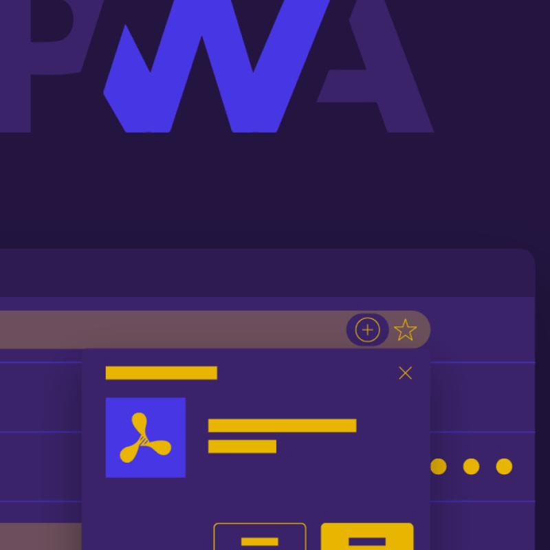 Vad är en PWA, Progressive Web App?