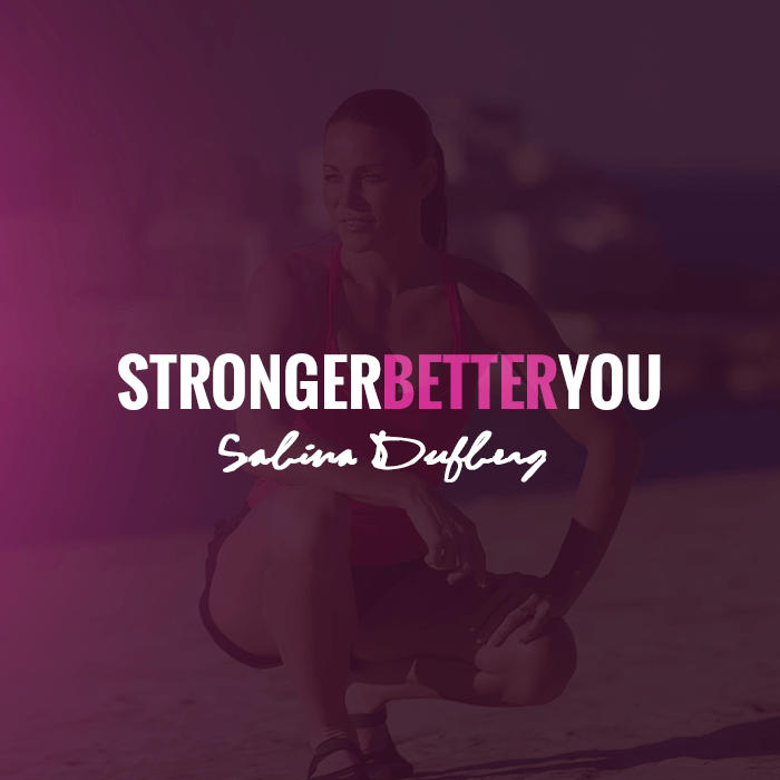 Stronger Better You Case