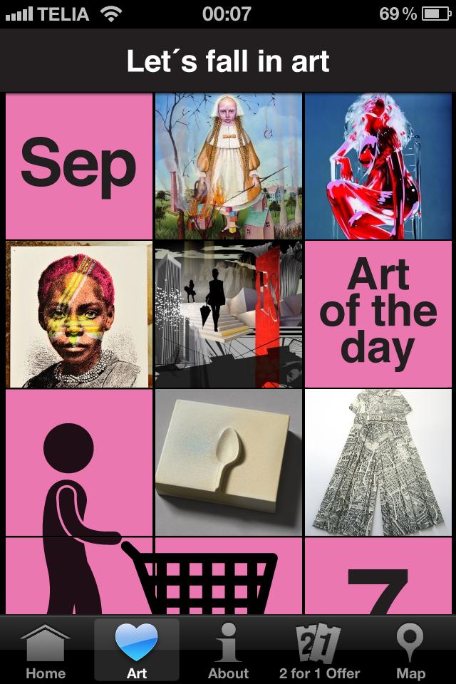 Afforrable Art Fair App